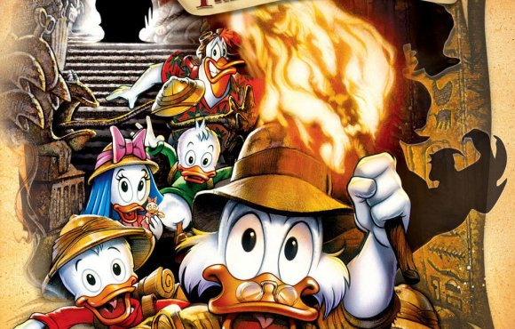 Trailer of DuckTales The Movie – Treasure of the Lost Lamp