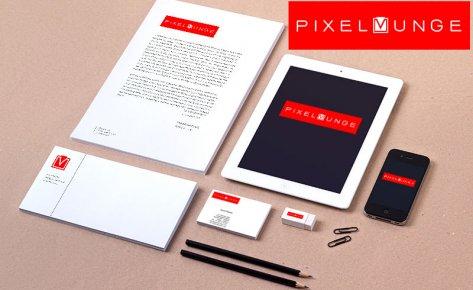 Pixel Munge Corporate Identity