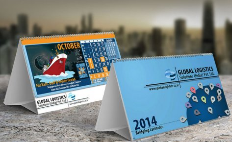 GLS Calendar 2014