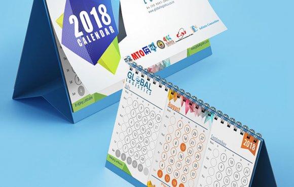 GLS Calendar 2018